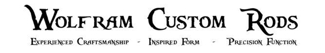 Wolfram Custom Rods